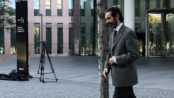 El secretario de Comunicación Antoni Molons comparece ante el juez del 1-O.