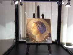 Desvelan la primera obra pictórica de Leonardo Da Vinci