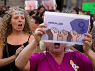 Ola de indignación en España por la puesta en libertad de la Manada