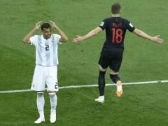 Croacia humilla a Argentina y la deja al borde de la eliminación del Mundial