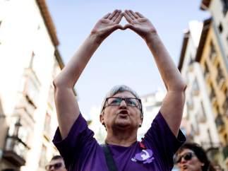 Horario y recorrido de las manifestaciones por la libertad de La Manada