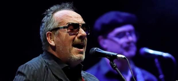 Elvis Costello, en las Noches del Botánico
