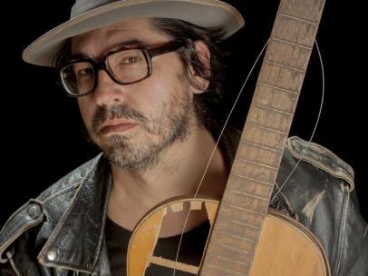 El músico Fernando Vacas.