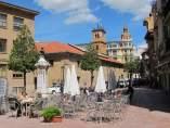 Terraza en Oviedo