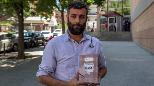 Nacho Carretero, autor de 'Fariña'.