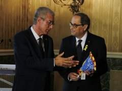 Torra asistirá junto al rey a la inauguración de los Juegos Mediterráneos en Tarragona