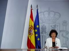 """El Gobierno expresa """"sorpresa"""" por la libertad a La Manada y estudia personarse en casos de delitos sexuales"""