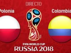 EN DIRECTO: Polonia - Colombia | Mundial de Rusia 2018: Yerry Mina adelanta a Colombia