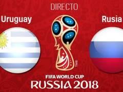 EN DIRECTO: Uruguay - Rusia | Mundial de Rusia 2018