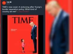 La niña hondureña que inspiró la portada de TIME no fue separada de su madre