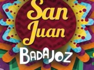 CArtel de la Feria de San Juan de Badajoz
