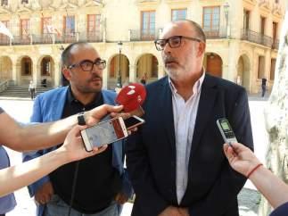 El nuevo subdelegado en Soria.
