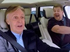 Paul McCartney hace historia en el Carpool Karaoke más emotivo