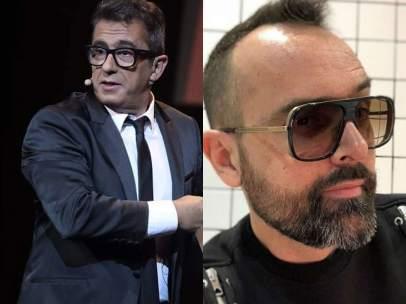 Buenafuente y Risto Mejide