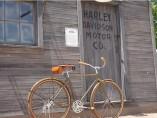 Bicicleta vintage Harley Davidson