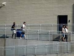 Salen de la cárcel los cinco miembros de La Manada