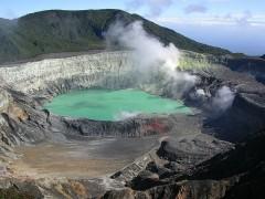 Un lago 'de otro mundo' en Costa Rica probaría que Marte tuvo vida