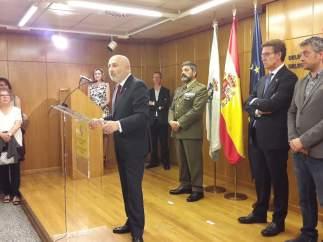 Toma posesión Javier Losada como delegado Goberno