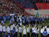 Delegación kosovar en los Juegos del Mediterráneo de Tarragona