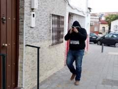La Manada en libertad: José Ángel Prenda regresa a su domicilio del barrio de Amate de madrugada