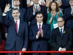 Inauguración de los Juegos Mediterráneos