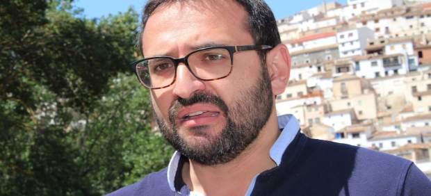 El secretario de Organización del PSOE de Castilla-La Mancha, Sergio Gutiérrez