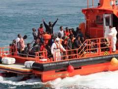Rescatan a 769 inmigrantes este sábado frente a las costas de Andalucía y Canarias