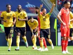 Bélgica golea a Túnez y refuerza su condición de favorita