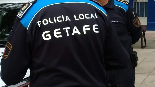 Policía Local de Getafe