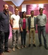 Jornada del PSOE de Jaén para analizar la zona de Marroquíes Bajos