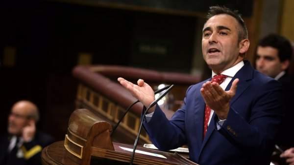 Miguel Barrachina, diputado del PP.
