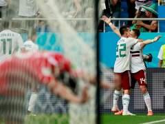 Una brillante México derrota a Corea y encarrila su pase a octavos