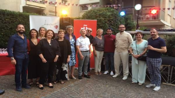 Los atractivos tur sticos de la rioja protagonizan el 39 d a for Oficina turismo roma