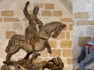 Las restauraciones artísticas más polémicas