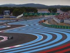 Lewis Hamilton gana el GP de Francia y recupera el liderato del Mundial
