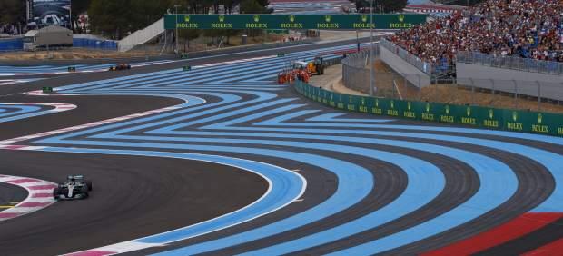 Lewis Hamilton gana el Gran Premio de Francia y recupera el liderato del Mundial