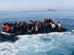 Colau ofrece Barcelona para acoger a los inmigrantes atrapados en el mar