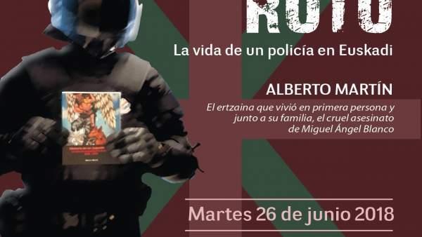 Conferencia de Alberto Martín en Tomares