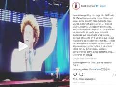 Beatriz Luengo, Mónica Cruz... Las reacciones por la muerte de Edu del Prado