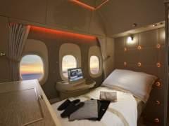 Emirates estrenará ventanillas virtuales OLED