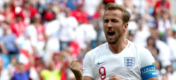 Harry Kane, 'on fire': ya está al frente de la Bota de Oro del Mundial