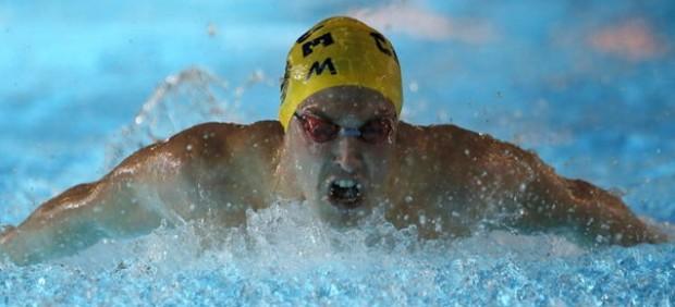 El nadador olímpico Carlos Peralta sale del armario tras superar una depresión