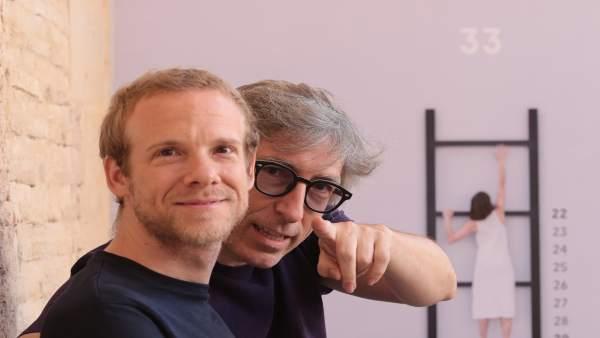 El cineasta David Trueba presenta 'Casi 40' en Cinema Jove