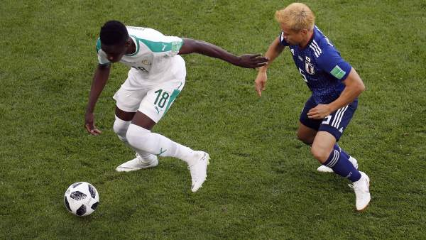 Japón-Senegal