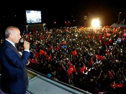 Erdogan, reelegido presidente de Turquía
