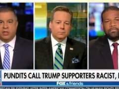 Un exsubdirector de campaña de Trump llama 'recoge algodón' a un analista negro en directo