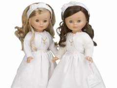 Nancy aún es la muñeca más vendida por la comunión