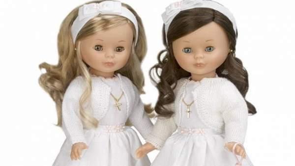 Muñecas Nancy de Famosa