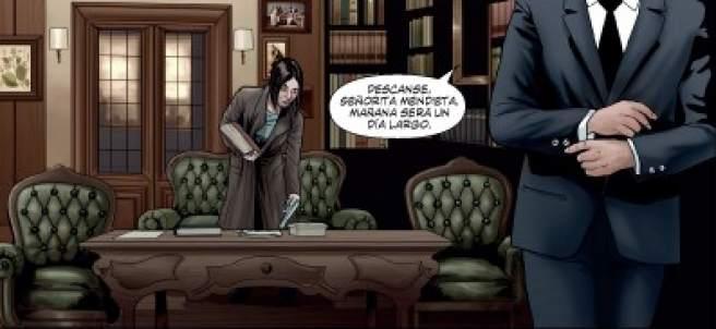 Mi tiempo se agota, cómic de 'El Ministerio del Tiempo'