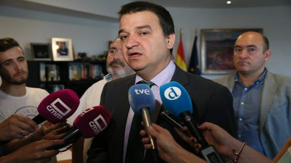 Consejero Agricultura, Francisco Martínez Arroyo